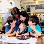 Israeli Au Pair Host Family Nirs From Israel