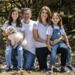 Jean Carlos Family from Costa Rica