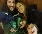 Gianlucas Family from Italy