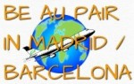 Be Au Pair In Madrid-barcelona Logo