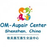 OM-Aupair Shenzhen Global Aupair center Logo