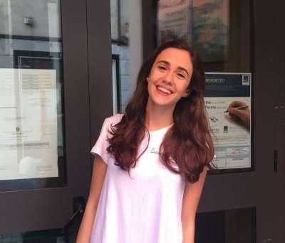 Alessandra, Italian Au Pair from Piacenza (PC), Italy - 863457