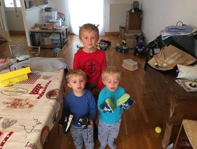 Become an Au Pair in France and find a Host Family today