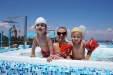 Au Pair in summer