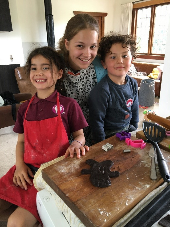Sophie's Au Pair story in New Zealand