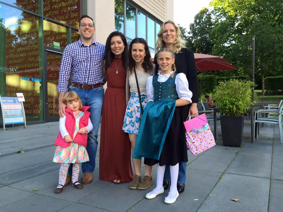 Experience of an Au Pair in Germany