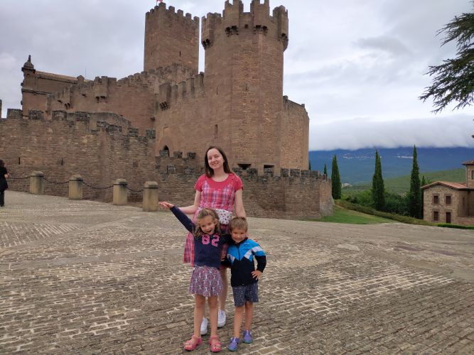 Experience report: Luba, a Russian Au Pair in Spain