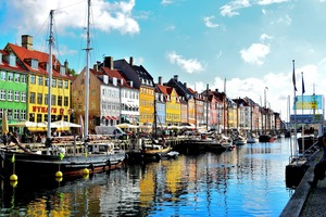 Become an Au Pair in Scandinavia