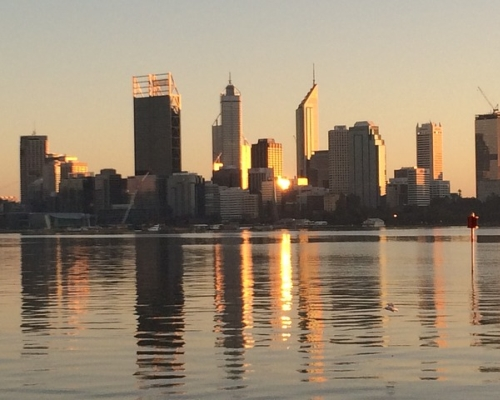 Become an Au Pair in Perth