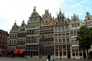 Become an Au Pair in Antwerp
