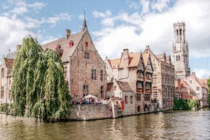 Become an Au Pair in Bruges