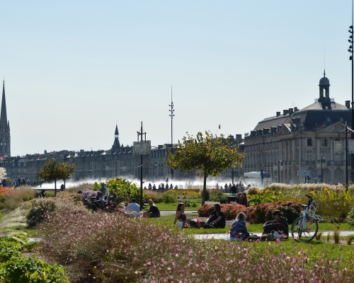 Become an Au Pair in Bordeaux