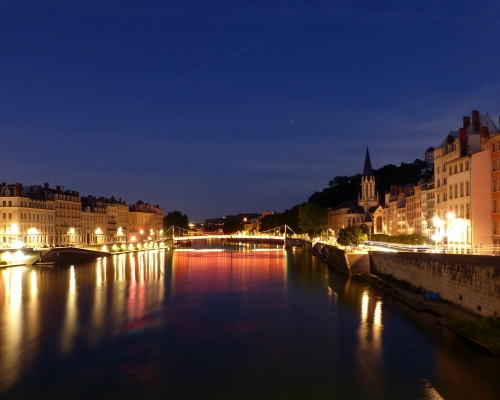 Become an Au Pair in Lyon
