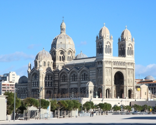 Become an Au Pair in Marseille