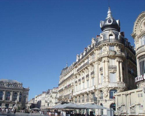 Become an Au Pair in Montpellier