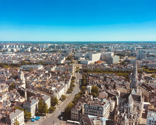 Become an Au Pair in Nantes