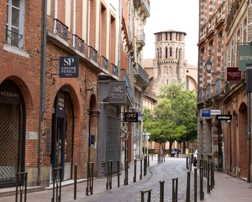 Become an Au Pair in Toulouse
