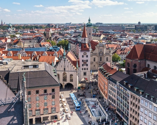 Become an Au Pair in Munich
