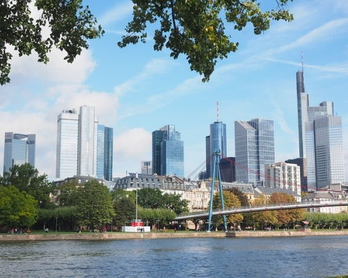 Become an Au Pair in Frankfurt
