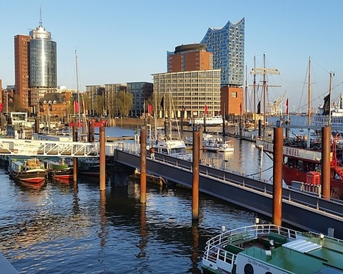 Become an Au Pair in Hamburg