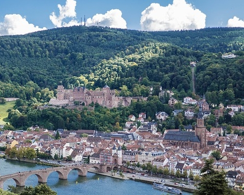 Become an Au Pair in Heidelberg