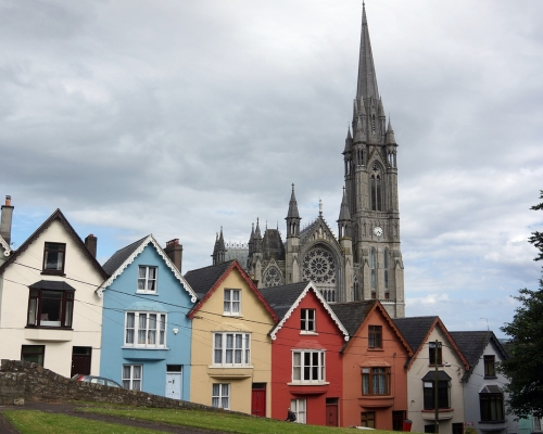 Become an Au Pair in Cork