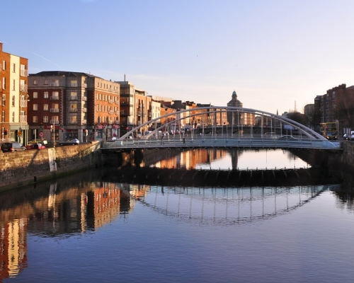 Become an Au Pair in Dublin