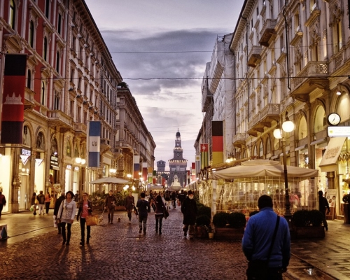 Become an Au Pair in Milan