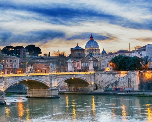 Become an Au Pair in Rome