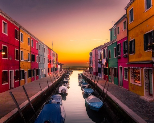 Become an Au Pair in Venezia