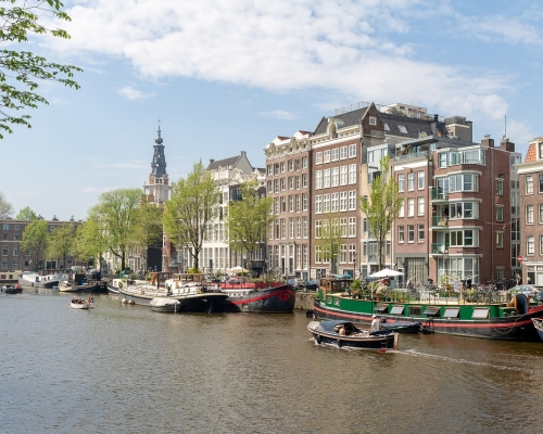 Become an Au Pair in Amsterdam