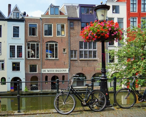 Become an Au Pair in Utrecht
