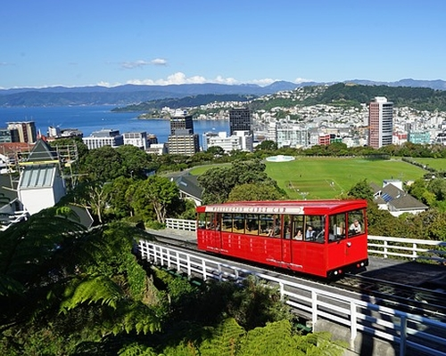 Become an Au Pair in Wellington