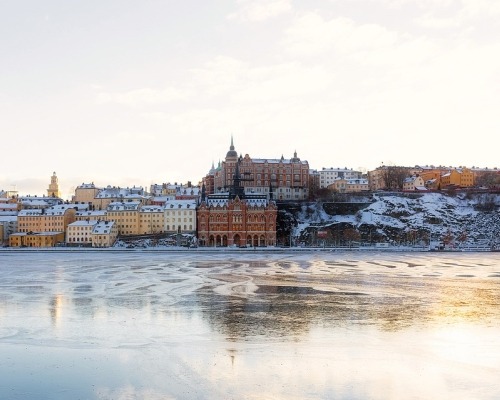 Become an Au Pair in Stockholm