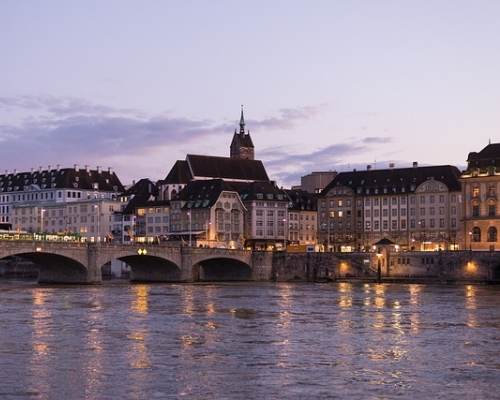 Become an Au Pair in Basel