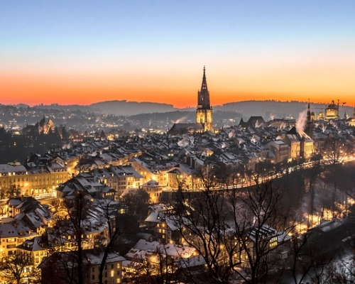 Become an Au Pair in Bern