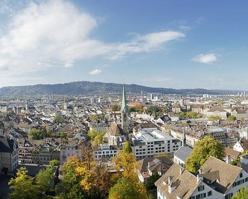 Become an Au Pair in Zurich