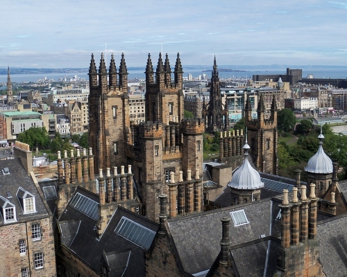 Become an Au Pair in Edinburgh