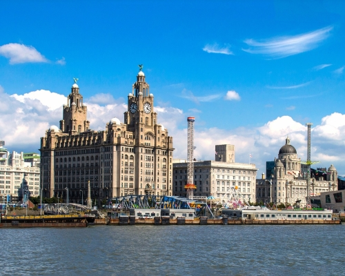 Become an Au Pair in Liverpool