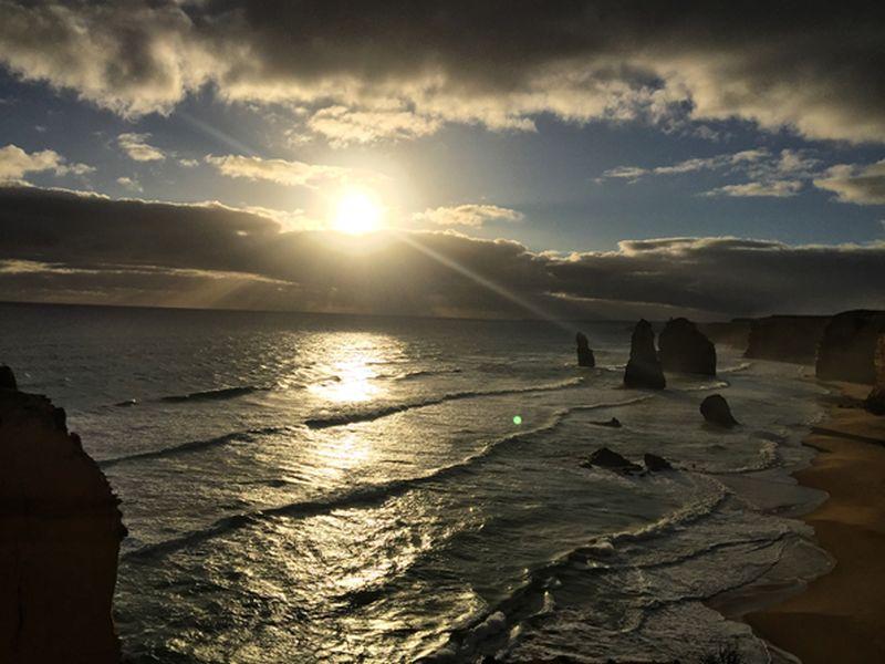 Australian Au Pair Experience Sea