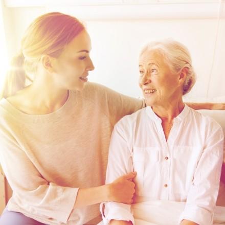 Become an Elderly Caregiver abroad - Aupair com
