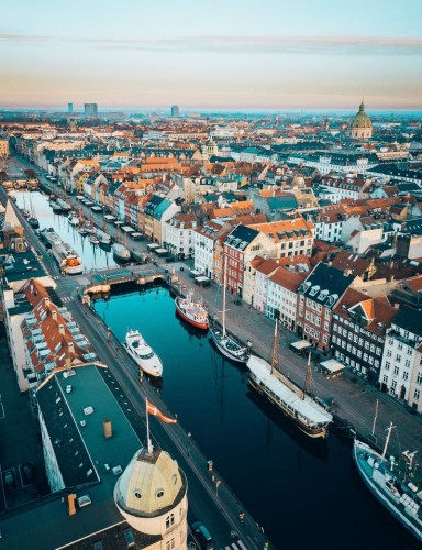 become a host family Denmark